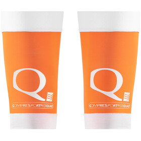 Compressport Quad warmers oranje